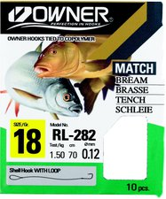 Balzer Owner Match/Schleie Silber