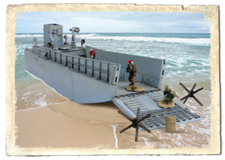 Forces of Valor US Landing Craft LCM3 D-Day Series (85242)