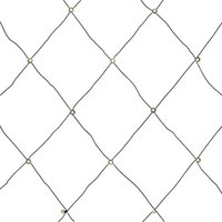 Konstsmide LED-Lichternetz 96er 3x3m schwarz warmweiß (3757-100)
