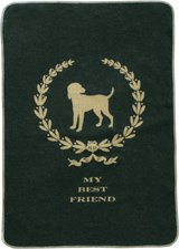 David Fussenegger Hundedecke My Best Friend (70 x 90 cm)