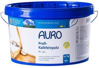 AURO Kalkfeinputz 15 kg (Nr. 345)