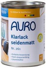 AURO Klarlack seidenmatt 2,5 Liter (Nr. 261)