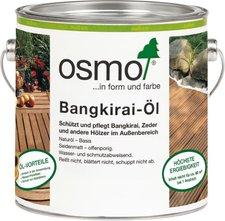 Osmo Bangkirai-Öl naturgetönt 2,5 Liter (006)