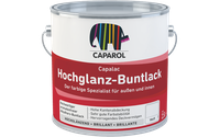 Caparol Capalac Hochglanz-Buntlack 375ml (div. Farben)