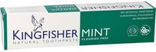 Kingfisher Natural Toothpaste Mint (100 ml)