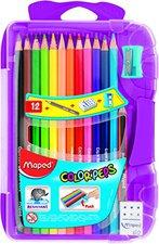 maped Color'Peps Farbstifte 12er Smart Box (832032)