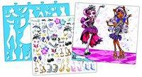 IMC Monster High Fashion Mal- und Bastelblock (87016)