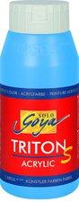 C. Kreul Solo Goya Triton S Acrylic Basic Glanzeffekt 750 ml lichtblau
