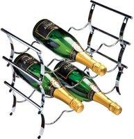 RTA Weinregal für 12 Flaschen Winestack