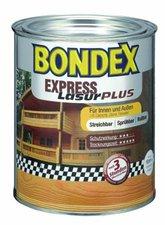 Bondex Express Lasur PLUS 750 ml (verschiedene Dekore)