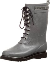Ilse Jacobsen 3/4 Rubberboot grau