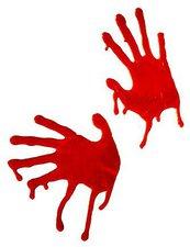 Halloween Hände