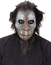 Halloween Affenmaske