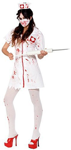 Zombie Krankenschwester Halloween Kostüm