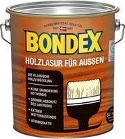 Bondex Holzschutzlasur 4 L ( div. Dekore )