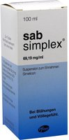 Pfizer Sab Simplex Suspension (100 ml) (PZN: 09684052)