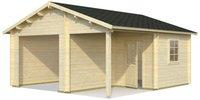 Palmako Garage 4 (570 x 530 cm)