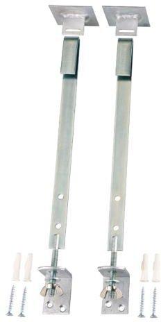 gah gitterrostsicherung 370 mm 901646 preisvergleich ab 11 85. Black Bedroom Furniture Sets. Home Design Ideas
