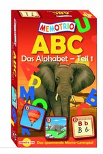 HCM Memotrio - ABC - Das Alphabet Teil 1