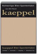 Kaeppel Biber Spannbettlaken (150 x 200 cm) L-016745