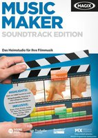 Magix Music Maker 2013 Soundtrack Edition
