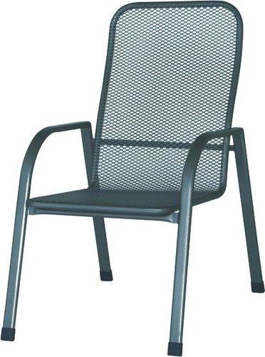 siena garden chento stapelsessel streckmetall preisvergleich ab 68 55. Black Bedroom Furniture Sets. Home Design Ideas