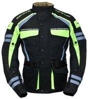 Roleff RO 953 Safetec schwarz/neon gelb