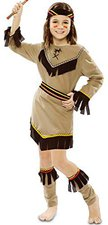 Boland Kinder-Kostüm Indianerin Kleine Adlerin