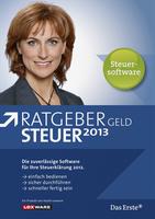 Lexware ARD Ratgeber Geld Steuer 2013 (Win) (DE)