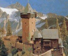 Kibri Burg Falkenstein 9010