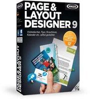 Magix Page & Layout Designer (Win) (DE)