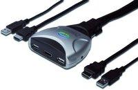Assmann Digitus USB Pocket KVM Switch (DS-11900)