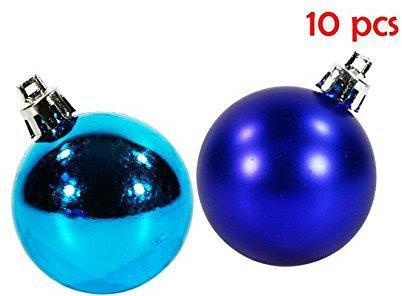 weihnachtskugeln blau bei g nstig online kaufen. Black Bedroom Furniture Sets. Home Design Ideas