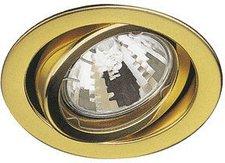 Brumberg NV-Einbaustrahler GX5 50W Messing blank (100900)