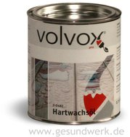 Volvox Hartwachsöl 0,75 l
