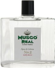 Claus Porto Musgo Real Agua de Colonia No.2 - Oak Moss (100 ml)