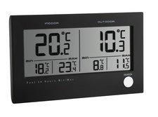 TFA Dostmann Funk-Thermometer TWIN 30.3048