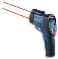 TFA Dostmann ScanTemp RH 860 Video Infrarot Thermometer mit Feuchtesensor