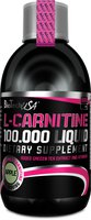BioTech USA Liquid L-Carnitine 100.000 mg