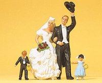Preiser Brautpaar (45041)
