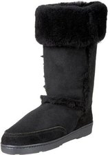 Minnetonka Sheepskin Cuff Boot (3599)