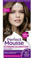 Schwarzkopf Perfect Mousse Haarfarbe 665 Helles Goldbraun