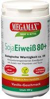 Megamax Soja Eiweiss Vanille Pulver (30 g)