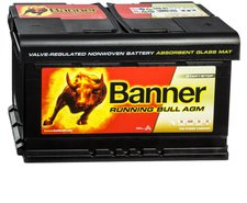 Banner Running Bull 12 V 80 Ah (58001)