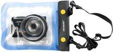 Somikon Unterwasser-Kameratasche Maxi Zoom S60 mit Objektivführung