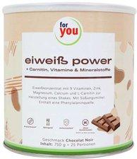 Strunz For You Eiweiss Power Schoko Pulver (750 g)