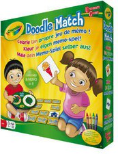 Crayola Doodle Match (01114)