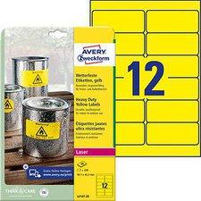 Avery L6107-20 (Folien-Etiketten)