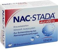 STADA NAC Akut 600 mg Brausetabletten (20 Stk.)