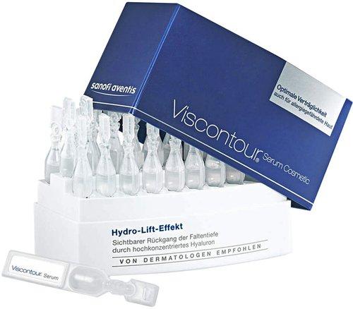 Viscontour Serum Cosmetics Ampullen (30 x 0,45 ml)